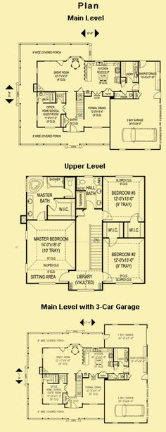 Country Farmhouse Plans and Wrap Around Porch House Plans love this kithen layout best