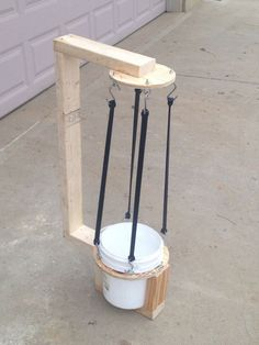 A homemade rack trap Whitetail Hunting, Deer Hunting Tips, Deer Hunting Blinds, Hunting Gear, Hunting Stuff, Coyote Hunting, Pheasant Hunting, Archery Hunting, Crossbow Hunting