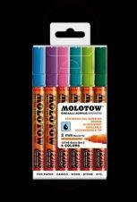 MOLOTOW™ ONE4ALL 127HS Tryout-Kit Basic 2 sada fixiek