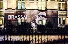 Brassaï, pour l'amour de Paris  --- Italia. Duecentocinquanta fotografie vintage e una proiezione per raccontare la storia di una passione, quella che ha unito per più di cinquant'anni lo scrittore, il fotografo e cineasta Brassaï ag...