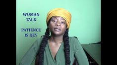 Woman Talk - Patience Business Days for all Orders! Natural Shampoo, Natural Women, Shampoo Bar, Patience, Kinky, Natural Hair Styles, Curly, Dreadlocks, Youtube