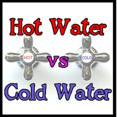 Laundry Science: hot water vs cold