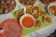 Bufet suedez - idei de preparate reci festive | Savori Urbane Prosciutto, Avocado, Tacos, Mexican, Meat, Ethnic Recipes, Salads, Lawyer, Mexicans