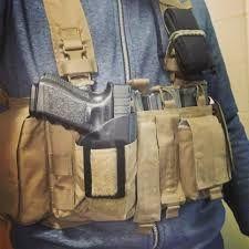 Resultado de imagem para Tactical Leather rig