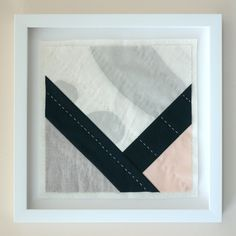 "HOPEWELL WORKSHOP Quilt Block ""Theo"""