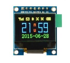 0.95 inch SPI Full Color OLED Display SSD1331 96X64 Resolution for Arduino NEW #Affiliate