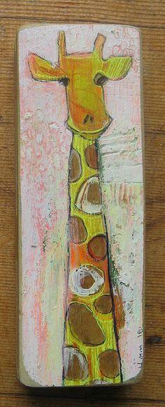 Giraffe, sweet stuff by jennifer mercede, via Flickr