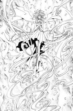 CLAMP, Bee Train, Tsubasa Reservoir Chronicle, Sakura Kinomoto