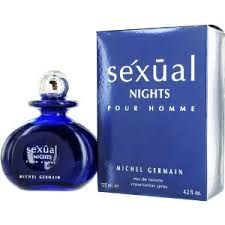 Sexual Nights Pour Homme Perfume By Michel Germain For Men