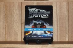 Spanish limited edition Back to the Future blu-ray steelbook