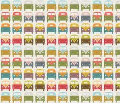 Bus Fabric. Would love to make this into a skirt or dress