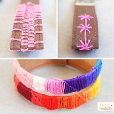diy-schluesselanhaenger-Armband-snappap-kostenloses-Schnittmuster, Schlüsselband, Sticken, weben, diy, nähen, Armband, Gürtel, Anhänger