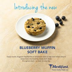 Yahoo! A new product! We are so excited to introduce to you the Blueberry Muffin Soft Bake. Enter here for a chance to win a free box!