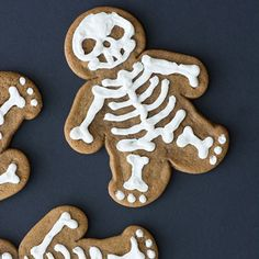 These spook-tacular Halloween desserts draw inspiration from skeletons to satisfy your sweet tooth and scare your guests.