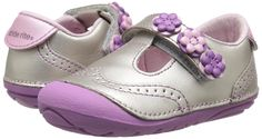 Stride Rite SM Shiela Mary Jane: Amazon.ca: Shoes & Handbags Brown Flats, Mary Janes, Baby Shoes, Handbags, Infant Toddler, Pink, Amp, Free Shipping, Clothes