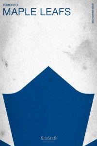 Toronto Maple Leafs Hockey Posters, Hockey Logos, Hockey World, Sports Uniforms, Toronto Maple Leafs, Nhl, Passion, Canada, History