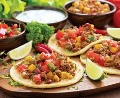 Tasty Videos, Bruschetta, Tacos, Sweet Home, Food And Drink, Mexican, Breakfast, Ethnic Recipes, Viva Mexico