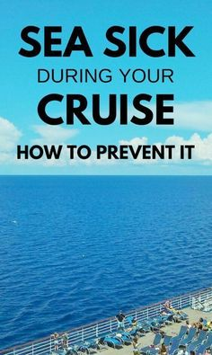Cruise tips: How to prevent seasickness on a cruise. Things to wear and things to eat that can help with and be remedies for motion sickness and seasick on the cruise ship or on a shore excursion boat. Also what cabins and staterooms are the best to avoid Packing List For Cruise, Disney Cruise Tips, Cruise Travel, Cruise Vacation, Vacations, Shopping Travel, Vacation Travel, Baja Cruise, Cruise Checklist