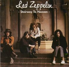 """Zeppelin opened for Spirit in an early American tour, leaving little doubt that Led Zeppelin had heard the Spirit song before """"Stairway to Heaven"""" was written. Description from cy8cy.com. I searched for this on bing.com/images"""