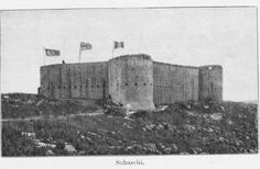 Fort Subaschi. Guarding Canea water supply 1897.