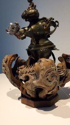 Fyuse - #竹谷隆之 #稲作伝来 #artsofjomon #art #縄文 #縄文時代 #jomon #takayukitakeya #火焔型土器 #土器 #土偶#dogu#アニミズム#スパイラル#Spiral#青山#aoyama#japan#fyuse#giz_fyuse