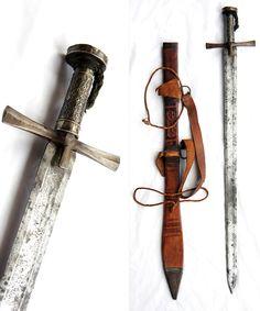 Sudanese kashkara sword, photo by iainnorman.com