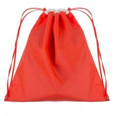 Αδιάβροχο πουγκί από πορτοκαλί πλαστικό με vinyl λευκό τελείωμα. Κόκκινο ή κίτρινο! Drawstring Backpack, Backpacks, Orange, Winter, Bags, Shopping, Fashion, Winter Time, Handbags