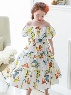 7b39b00c4 11 Best Girls Summer Dresses images