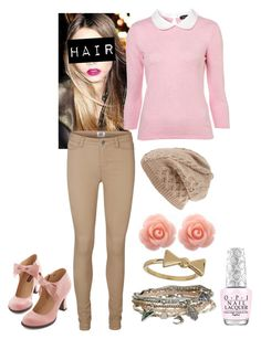 """Rikki"" by shaybot12 ❤ liked on Polyvore featuring Rock 'N Rose, Vero Moda, Topshop, UGG Australia and Aéropostale"