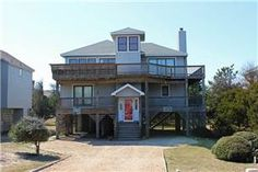 Berry Outer Banks Rentals | Sanderling - Semi-Oceanfront OBX Vacation Rentals