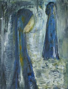 Irene Kistemann - Zwei Frauen