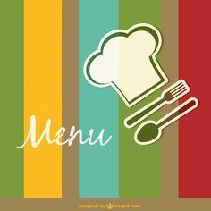 cubiertos chef vector - Buscar con Google