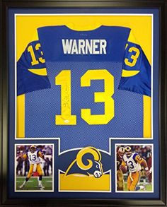 Kurt Warner Framed TB Jersey Signed JSA COA Autographed St Louis Rams Mister Mancave http://www.amazon.com/dp/B00WRZH1BW/ref=cm_sw_r_pi_dp_74-rwb0ENZVTV