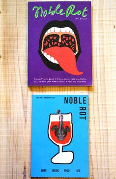 Noble Rot Magazine: writing on wine, music, food & life. Also a benevolent fungus.