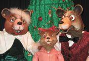 The Three Bears celebrate the holidays • New York Parenting