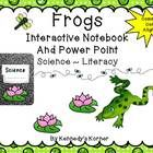 FROGS+~+Power+Point+and+Interactive+notebook+in+ONE+product! This+is+128+pages+jammed+packed+with+Fabulous+Frog+Facts+and+Fun+for+your+students.++ ...
