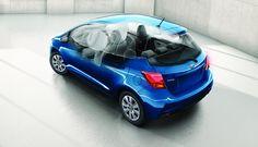 Une superbe allure, avec un brin de caractère.  La Toyota Yaris Hatchback 2015 offre un style européen audacieux et distinctif. Elle se décline en trois modèles amusants à conduire et éconergétiques : la Yaris Hatchback CE 3 portes et les Yaris Hatchback LE et SE 5 portes. http://www.ste-foytoyota.com/neuf/yaris