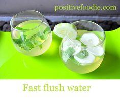 http://positivemed.com/2013/06/04/fast-fat-flush-water/