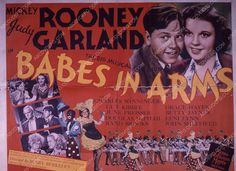 Judy Garland Mickey Rooney film Babes in Arms 35m-4384