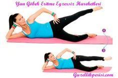 Göbek Karın ve Yağları Eritme Egzersiz Hareketleri | Güzellik Perisi
