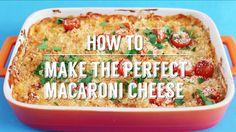 How to make cheesy macaroni cheese
