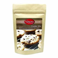 Chocolate Chip Cookie Baking Mix  Price : $6.99 http://www.savortheseasons.com/Chocolate-Chip-Cookie-Baking-Mix/dp/B00EA24RQM