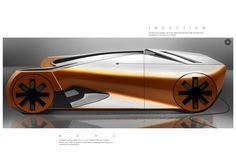 VISION GT - Ewan Gallimore - Vehicle Design