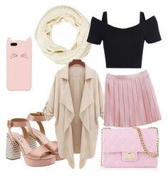 """""""Untitled #13"""" by filipa-lomsek ❤ liked on Polyvore featuring Design Inverso, Miu Miu, Rachel Zoe and Kate Spade"""