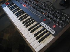 MATRIXSYNTH: Dave Smith Sequential Prophet 6 Synthesizer