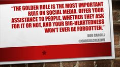 The golden rule is t