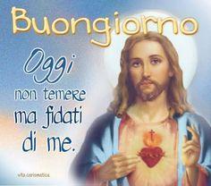 UMILE PREGHIERE - Google+ Italian Memes, Jesus, In God We Trust, Luigi, Angels, Christ, Mother Teresa, Pictures, Flowers