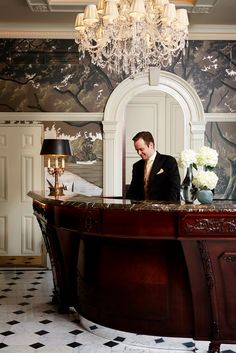 The Peak of Chic®: Fromental at The Goring