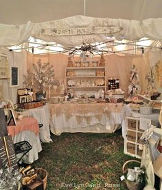 Evelyn and Rose: Holiday Vintage Bazaar and Meeting Matthew Mead!
