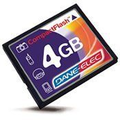 CF 4GB MEMORY CARD for Canon EOS-40D DIGITAL CAMERA - 4 GB by Dane-Elec. $14.64. Compatible with the Canon EOS-40D Digital Camera, this 4GB Dane-elec CompactFlash Memory Card will give you plenty of room to securely store you digital photographs.